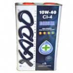 Xado Atomic 10W40 CI-4 Diesel 5L can