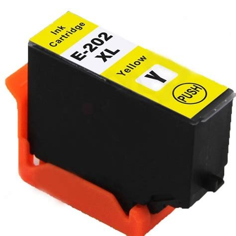Zamiennik do EPSON  202xl yellow