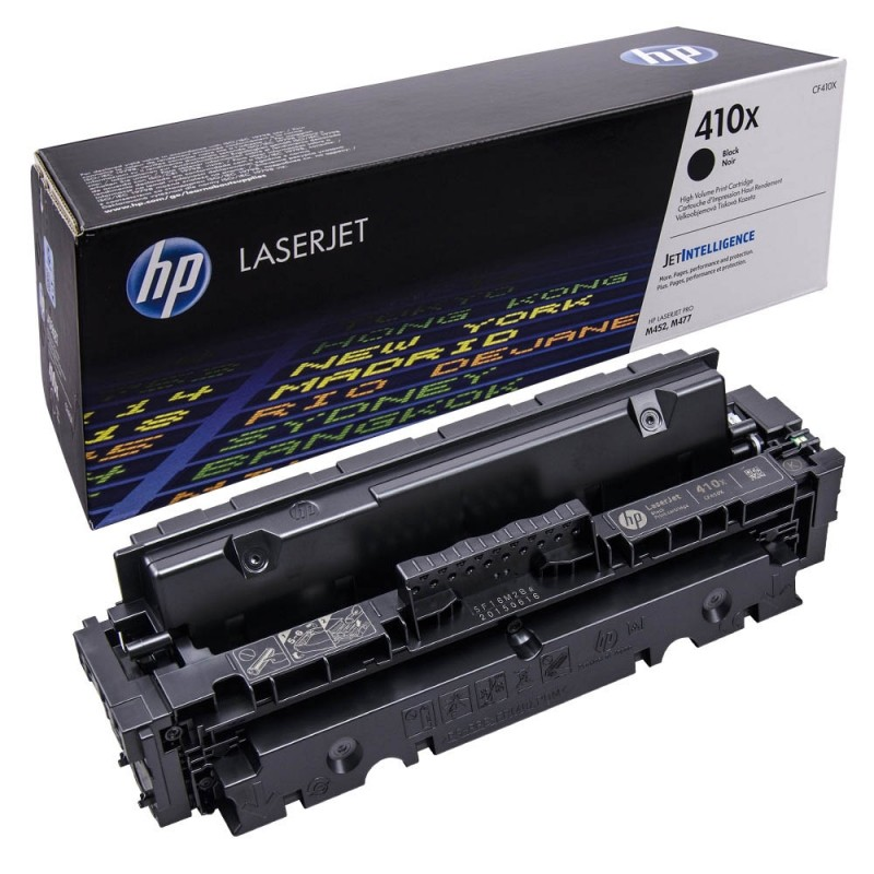Toner HP 410x black - CF410XC