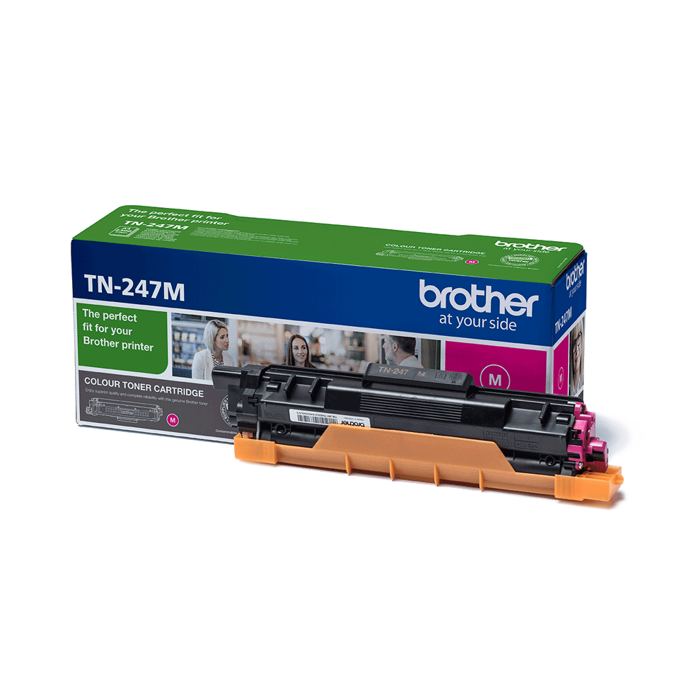 Toner  BROTHER TN247  MAGENTA 2,3k