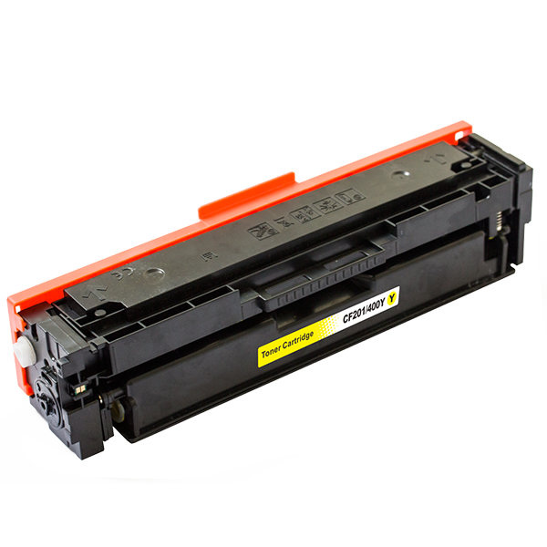 Zamiennik do HP 201X CF402X, Canon 045H - yellow