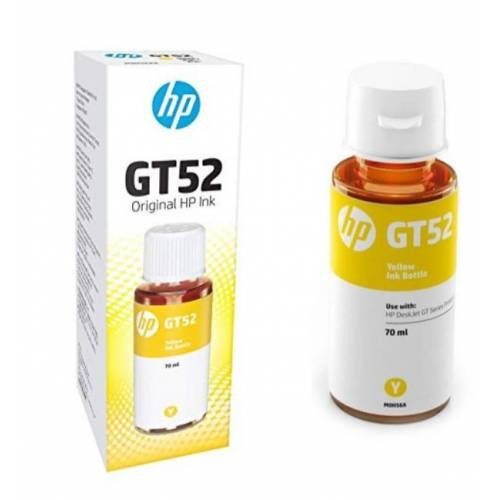 Tusz HP GT52 - yellow M0H56AE
