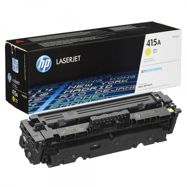 Toner HP 415A - yellow W2032A