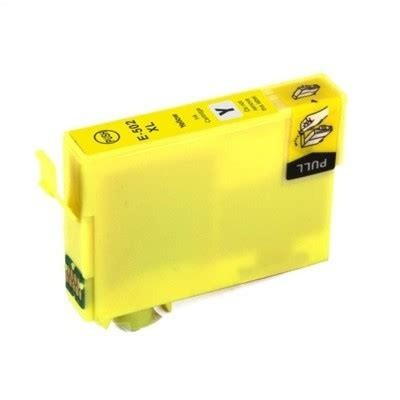 Zamiennik do EPSON 502xl  yellow