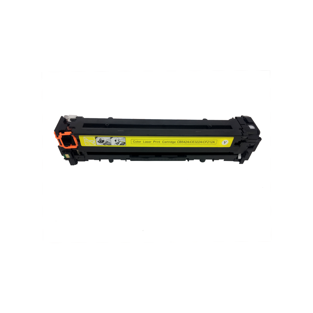 Zamiennik UNI do HP 125A, 128A, 131A, Canon 716, 731 - yellow