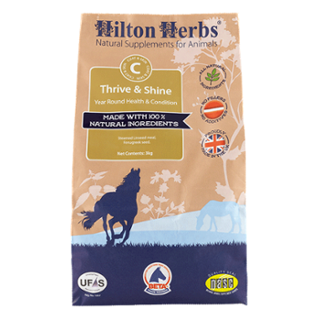 Hilton Herbs Thrive & Shine 3kg TUB