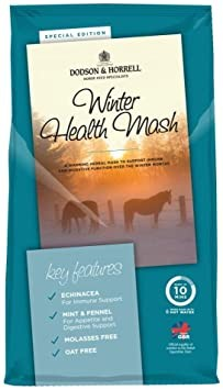 Dodson & Horrell Winter Health Mash 12kg