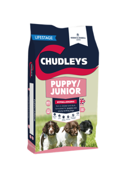 CHUDLEYS  Puppy Junior 12 kg