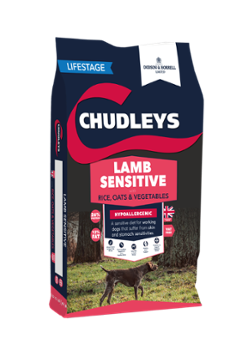 CHUDLEYS  Lamb Sensitive  15kg