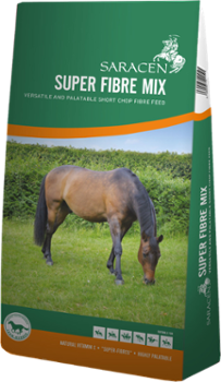 SARACEN Super  Fibre Mix 15kg