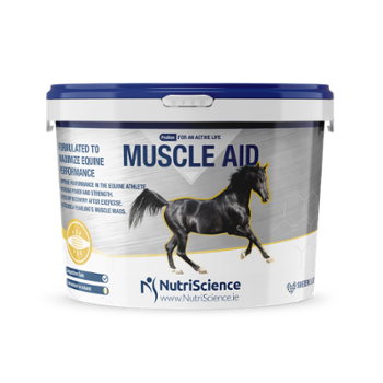 NutriScience Muscle Aid 1,5 kg