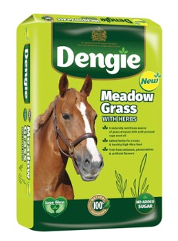 Dengie Meadow Grass with Herbs 15kg
