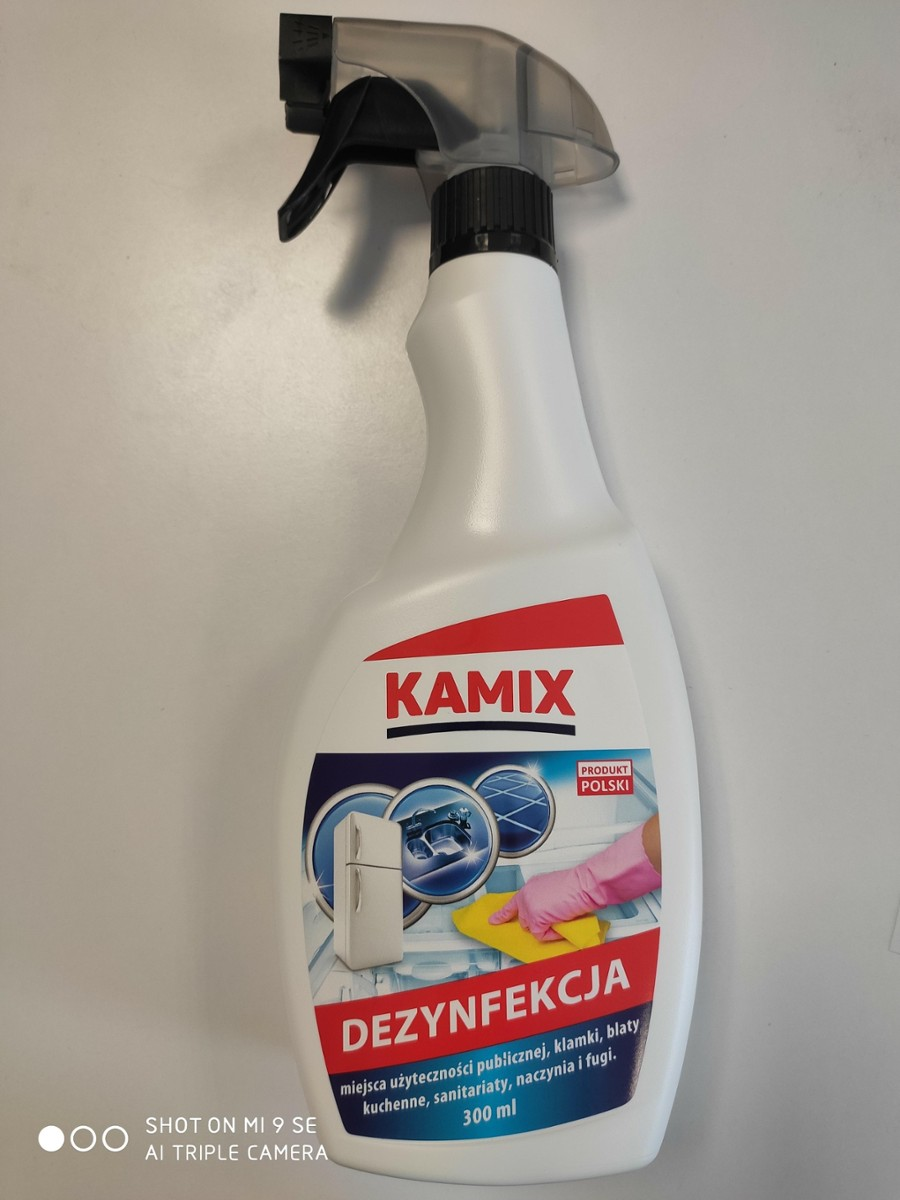 Preparat do dezynfekcji kamix 300ml