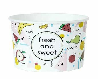 MISKA PAPIEROWA 130 ML FRESH 37067