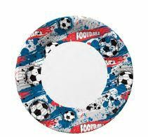 talerzyki 18 cm football lovers