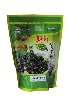Nori Korean crisps seasoned 40g 김자반