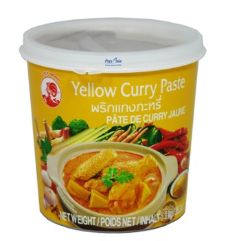 Yellow Curry Pasta 1kg