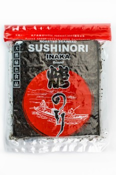 Nori red 50pcs/pkg 스시김(전장)