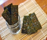 NORI WITH SPICES