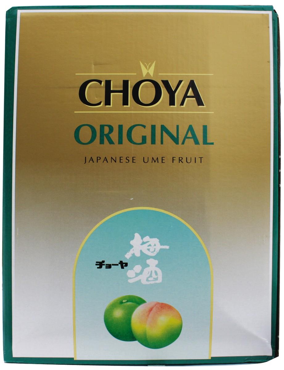 Wino śliwkowe Choya Origilnal 5l Panasiapolska