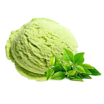 Ice Cream with Matcha Green Tea  녹차 아이스크림