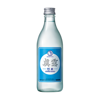 Soju JINRO is back(16,9%alk)