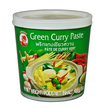 Green CURRY 400g