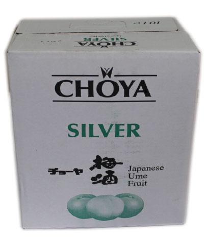Wino śliwkowe Choya Silver 10l Panasiapolska