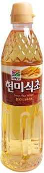 Rice vinegar CJW from brown rice 900ml 청정원 현미 식초
