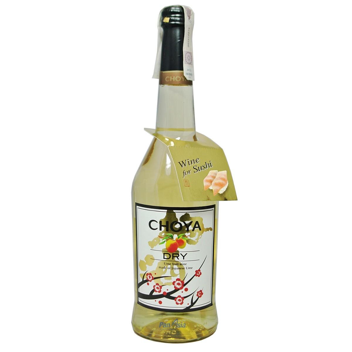 Wino Choya Wytrawne Dry 10 750ml Panasiapolska