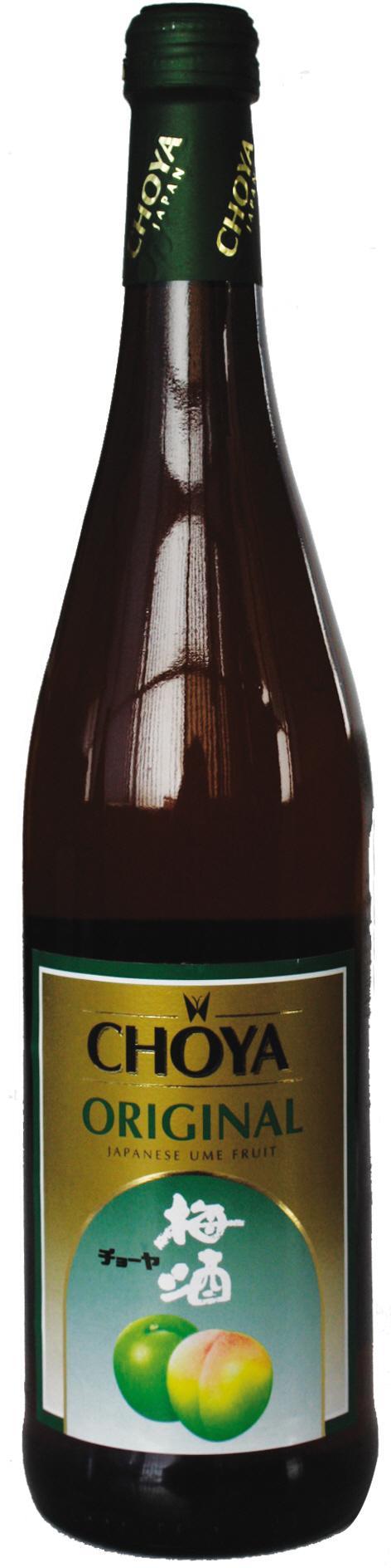 Wino śliwkowe Choya Original 750ml Panasiapolska
