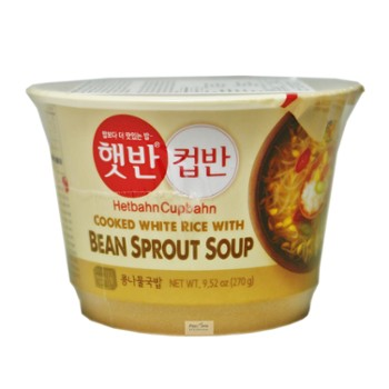 Rice ready Hetban + Soup Sprouts  270g CJ