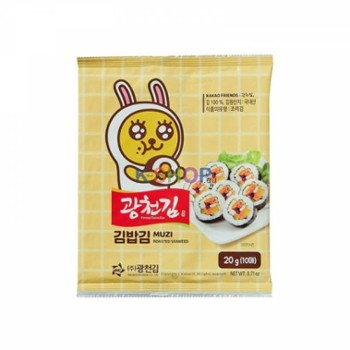 KAKAO FRIENDS Nori do Kimbap 10 listków
