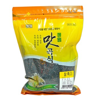 Black sticky rice NH  800g 흑미/검정쌀