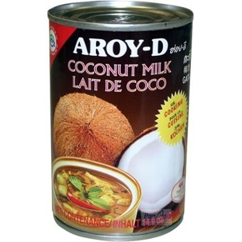 Mleko Kokosowe Aroy-D do gotow.400ml