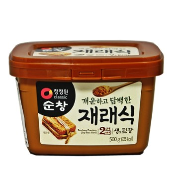 Doenjang bean paste CJW 500g