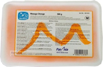 Masago Orange EU/IS 500g