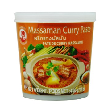Pasta CURRY Matsaman 400g