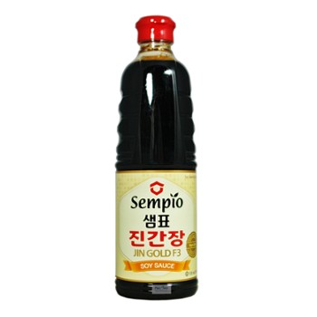 Soy sauce SP JIN Gold F3 930ml
