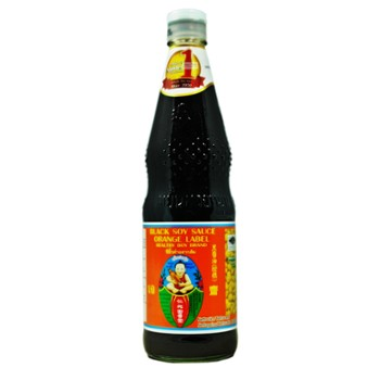 Soy sauce Healthy boy Dark  940g
