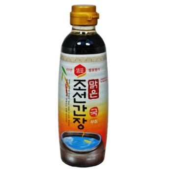 Soy sauce for soup 500ml Sempio 국간장