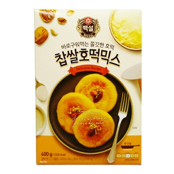 Mąka MIX BS Hotteok 400g 찹쌀 호떡 믹스