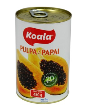Pulpa z papai 12x450g