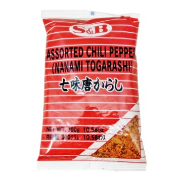 Chilly Togarashi 300g