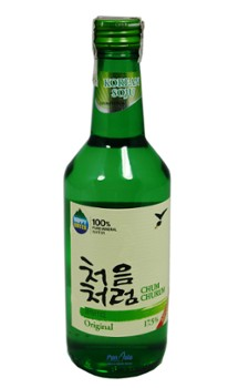 Soju Chureum-Churum (17,5%alk) 360mlx20 소주 처음처럼
