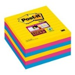 KARTKI POST-IT 100x100 W LINIE 3M 675-6S