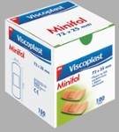 Plastry VISCOPLAST MINIFOL 72x25mm