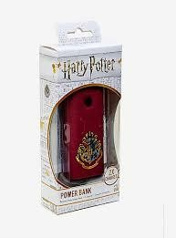 HARRY POTTER HOGWARTS POWER BANK