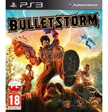 BULLETSTORM NORD PS3