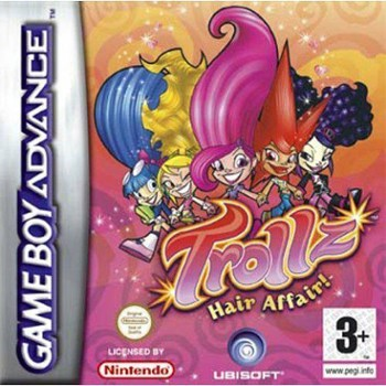 TROLLZ HAIR AFFAIR GBA